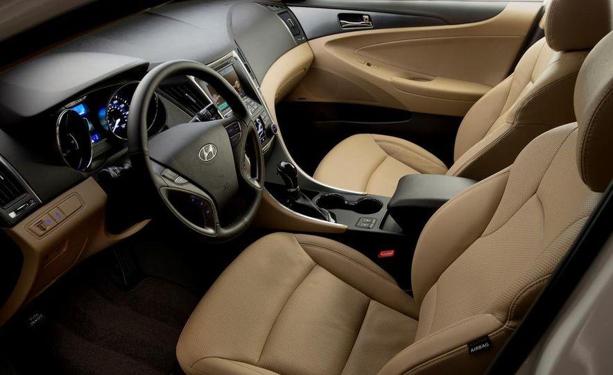 2013 Hyundai Sonata hybrid - Slide 11