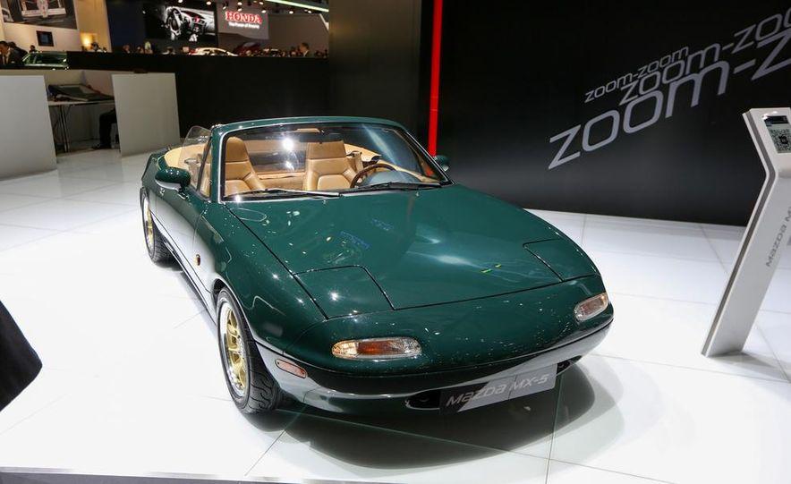 1990 Mazda MX-5 Miata - Slide 1