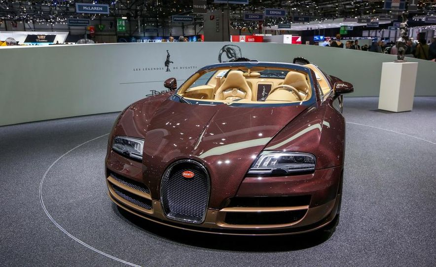 Bugatti Veyron Rembrandt Legends Edition - Slide 4