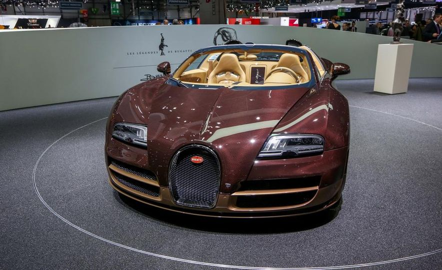 Bugatti Veyron Rembrandt Legends Edition - Slide 5