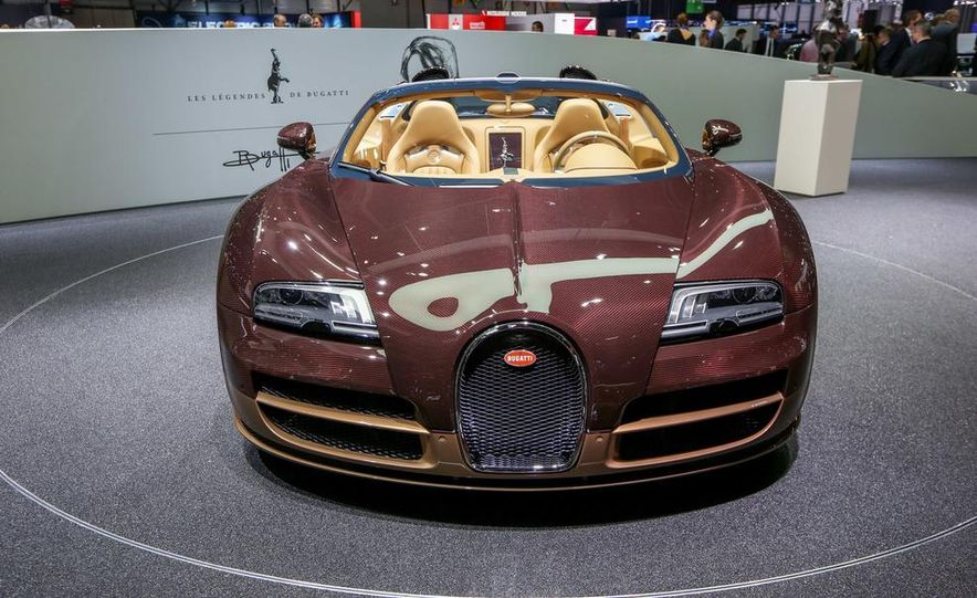 Bugatti Veyron Rembrandt Legends Edition - Slide 6