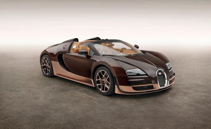 Bugatti Veyron Rembrandt Legends Edition - Slide 31