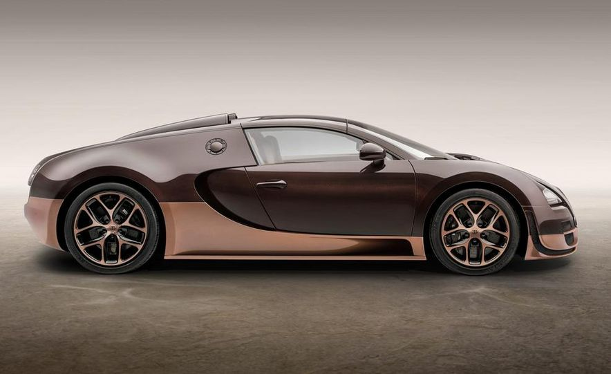 Bugatti Veyron Rembrandt Legends Edition - Slide 32