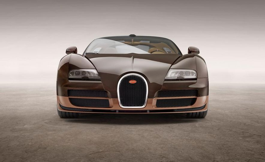 Bugatti Veyron Rembrandt Legends Edition - Slide 34
