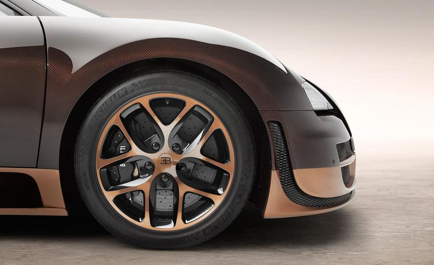 Bugatti Veyron Rembrandt Legends Edition - Slide 35