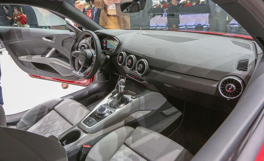 2016 Audi TTS - Slide 17