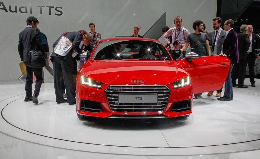 2016 Audi TTS - Slide 2