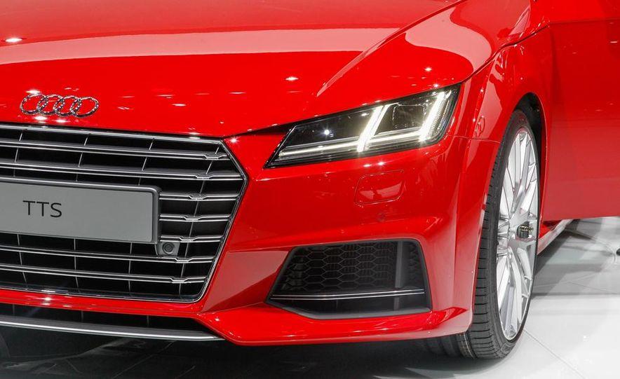 2016 Audi TTS - Slide 9