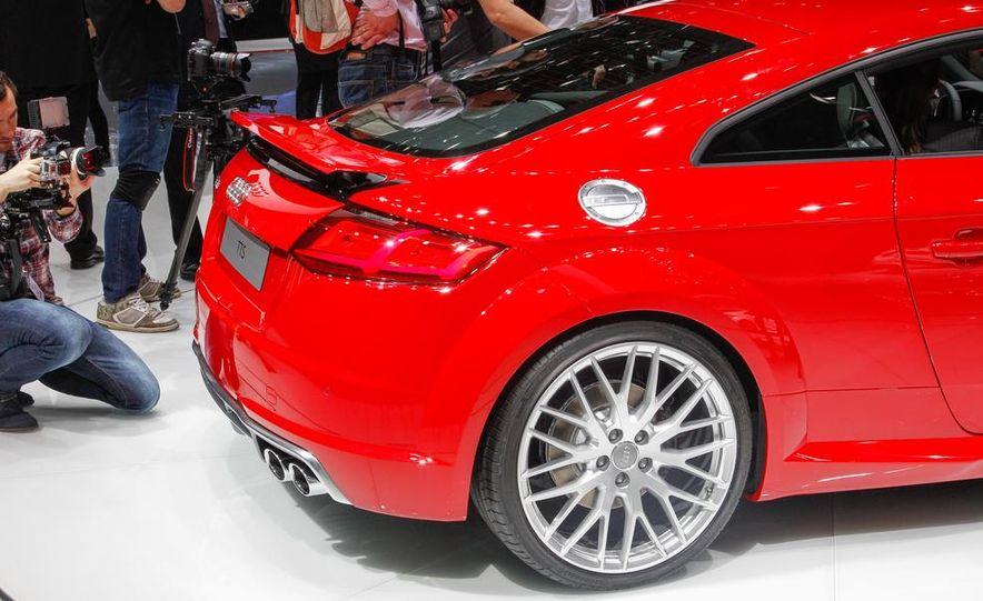 2016 Audi TTS - Slide 13