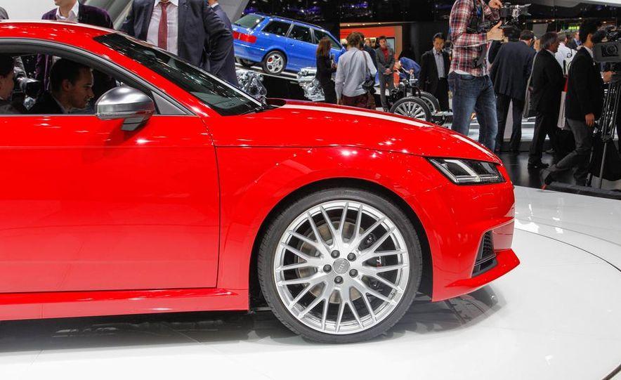 2016 Audi TTS - Slide 15