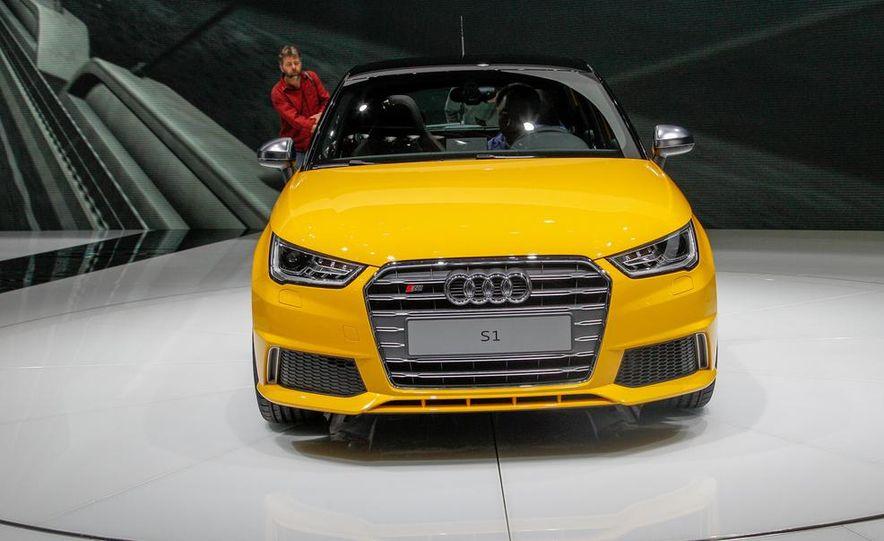2015 Audi S1 - Slide 2