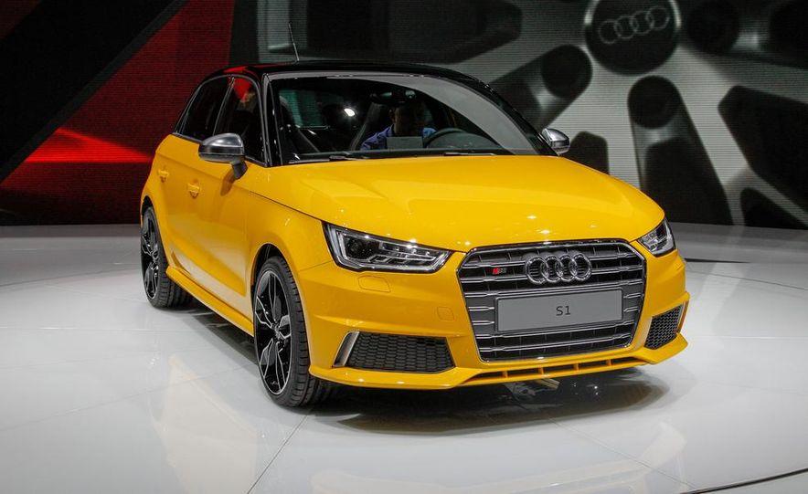 2015 Audi S1 - Slide 3