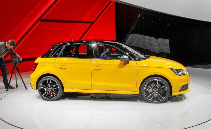 2015 Audi S1 - Slide 5