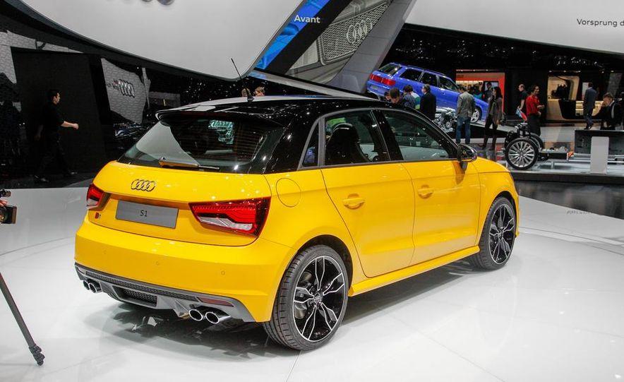 2015 Audi S1 - Slide 6