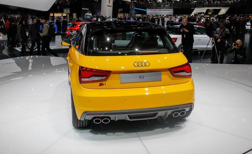 2015 Audi S1 - Slide 8