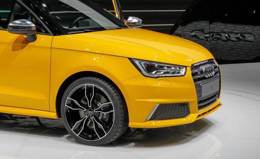 2015 Audi S1 - Slide 9