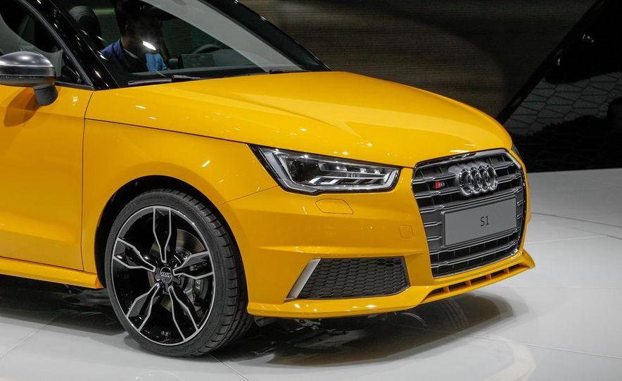 2015 Audi S1 - Slide 10