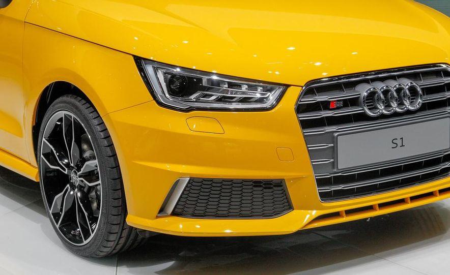 2015 Audi S1 - Slide 11