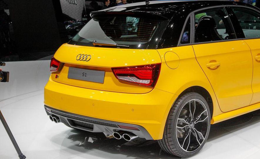 2015 Audi S1 - Slide 12