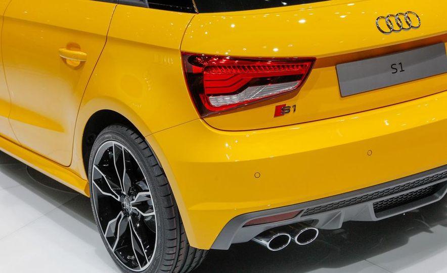 2015 Audi S1 - Slide 13