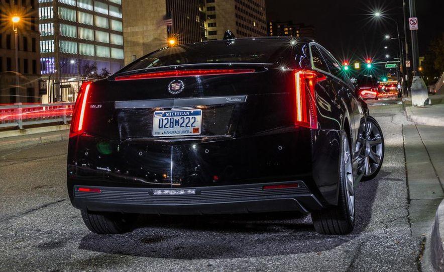 2014 Cadillac ELR - Slide 6