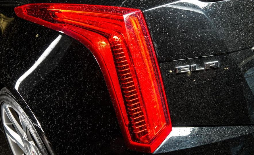 2014 Cadillac ELR - Slide 9