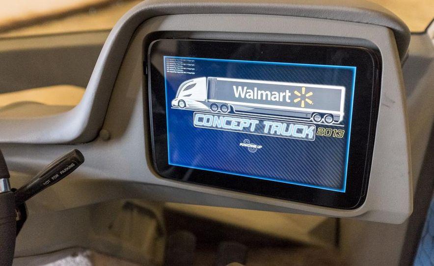 Walmart Advanced Vehicle Experience truck concept - Slide 30