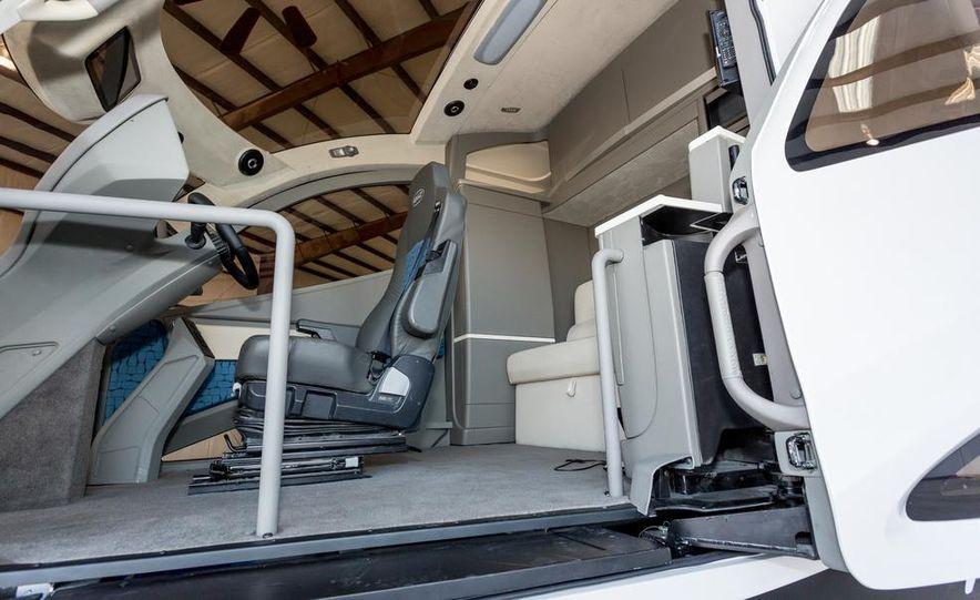 Walmart Advanced Vehicle Experience truck concept - Slide 25