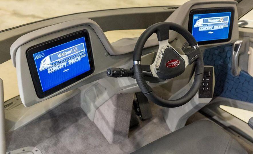 Walmart Advanced Vehicle Experience truck concept - Slide 27