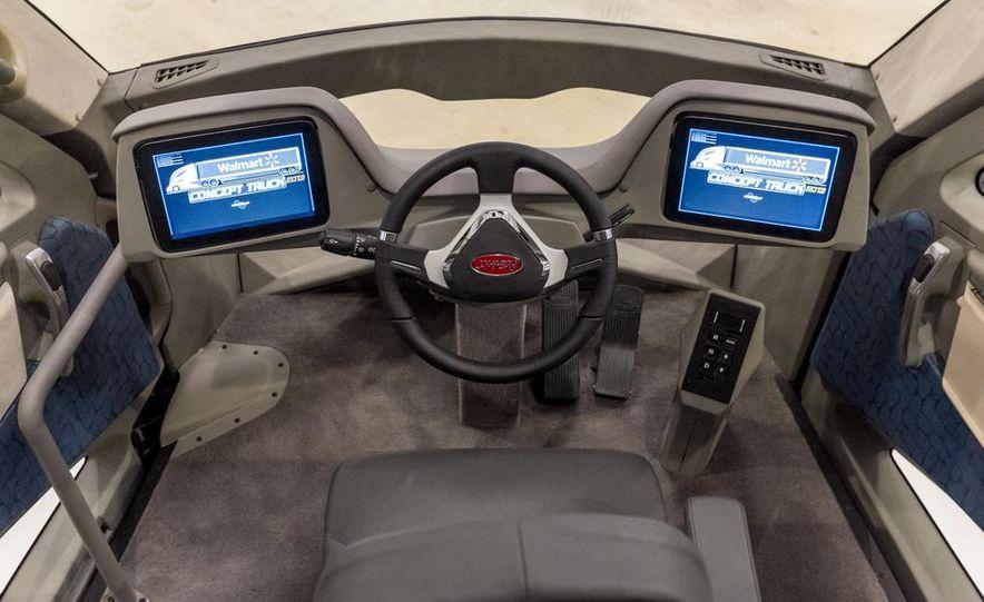 Walmart Advanced Vehicle Experience truck concept - Slide 28