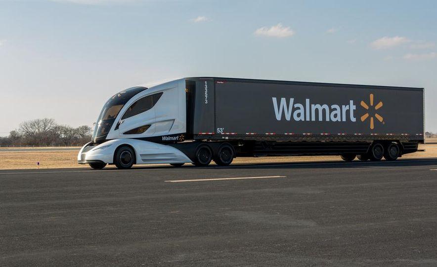 Walmart Advanced Vehicle Experience truck concept - Slide 3