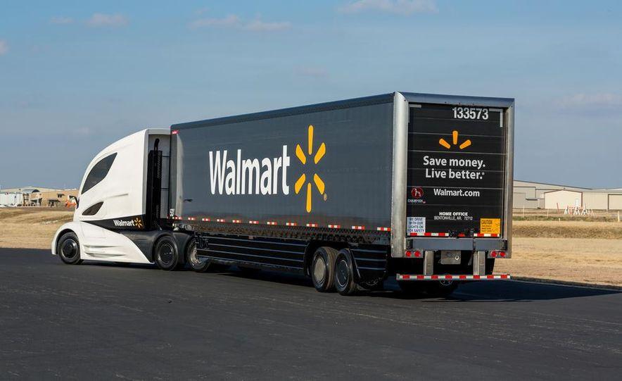 Walmart Advanced Vehicle Experience truck concept - Slide 4