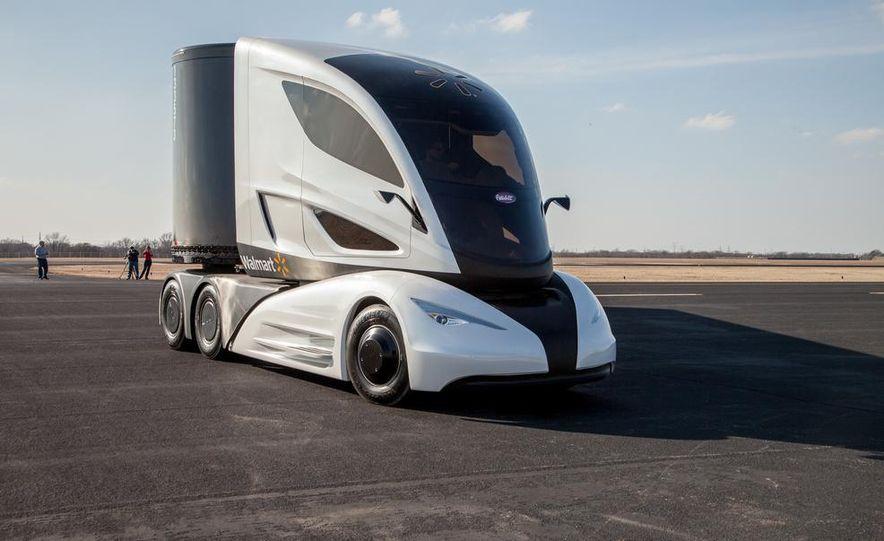 Walmart Advanced Vehicle Experience truck concept - Slide 11
