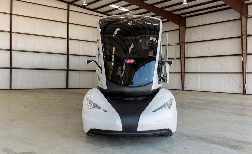 Walmart Advanced Vehicle Experience truck concept - Slide 18