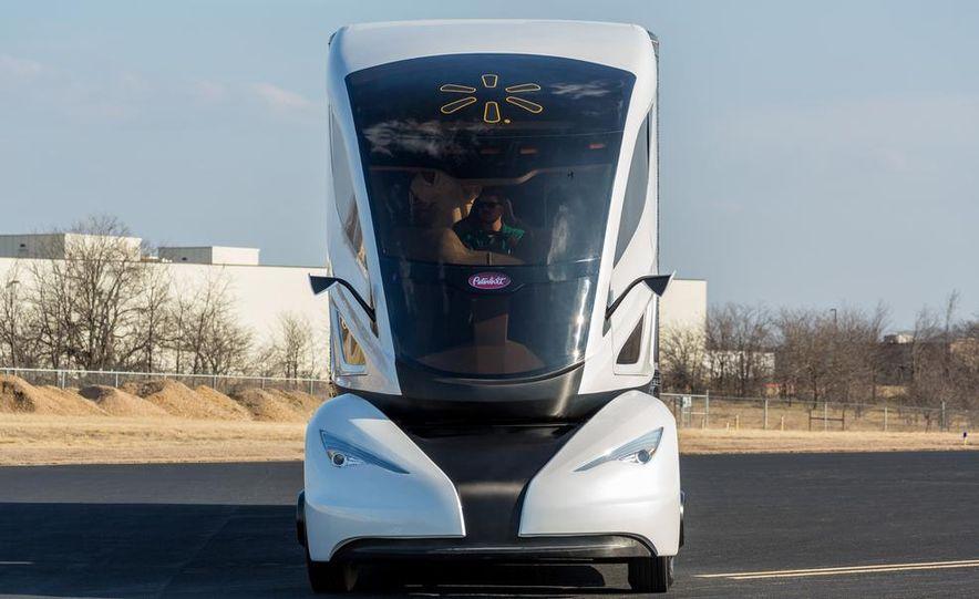 Walmart Advanced Vehicle Experience truck concept - Slide 19