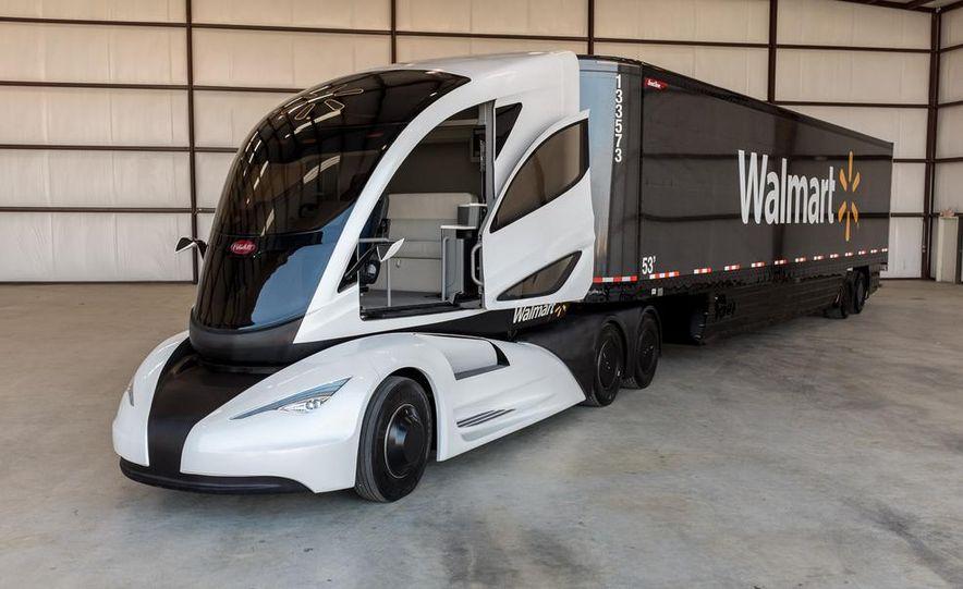 Walmart Advanced Vehicle Experience truck concept - Slide 20