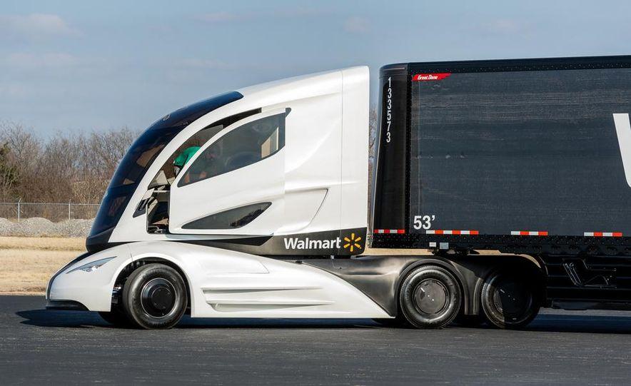 Walmart Advanced Vehicle Experience truck concept - Slide 23