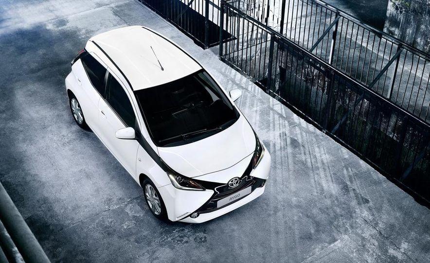 2014 Toyota Aygo - Slide 26