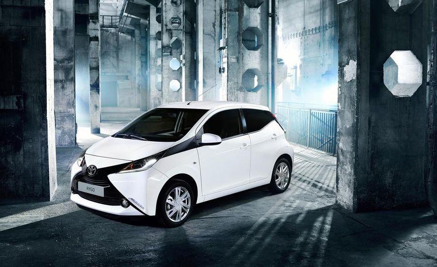 2014 Toyota Aygo - Slide 28