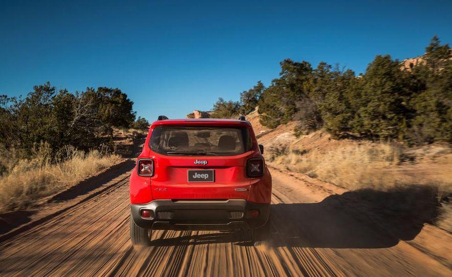 2015 Jeep Renegade Latitude - Slide 20