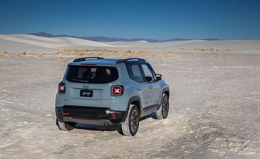 2015 Jeep Renegade Latitude - Slide 39