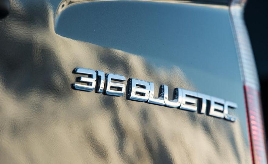 2014 Mercedes-Benz Sprinter 316 BlueTec 4x4 - Slide 42
