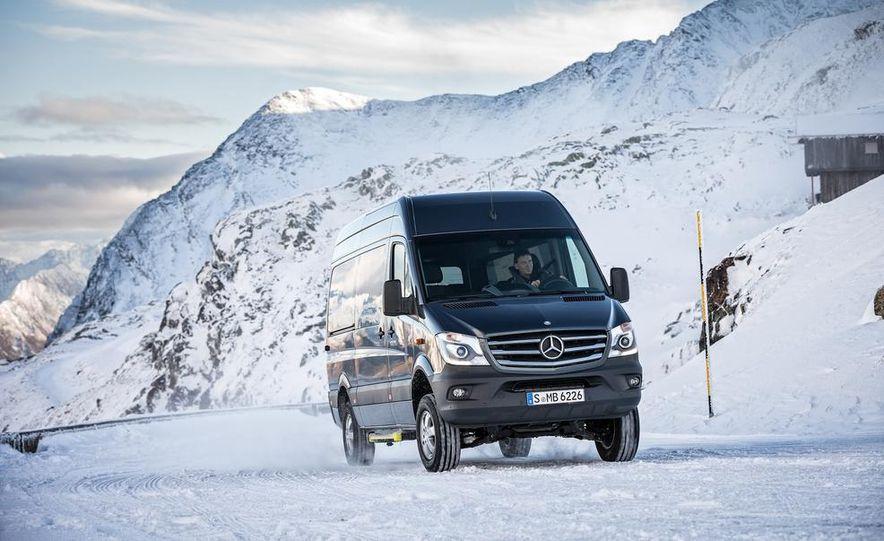 2014 Mercedes-Benz Sprinter 316 BlueTec 4x4 - Slide 7