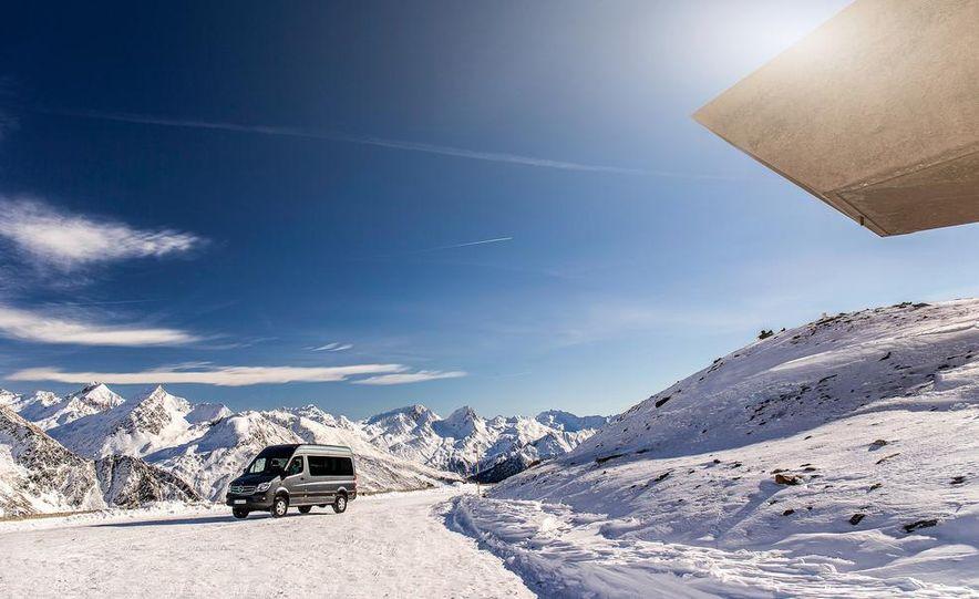 2014 Mercedes-Benz Sprinter 316 BlueTec 4x4 - Slide 19