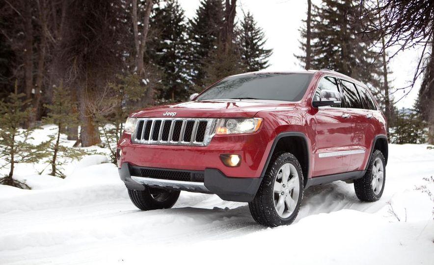 2013 Jeep Grand Cherokee - Slide 1