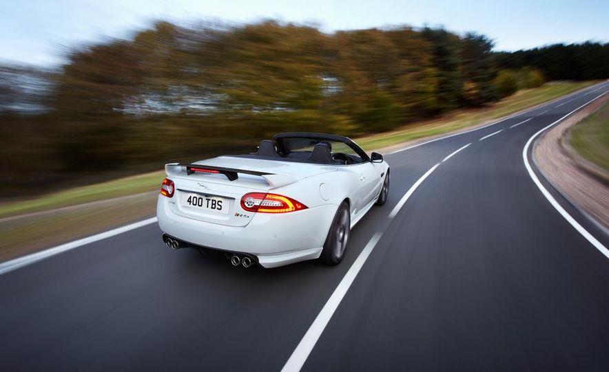 2012 Jaguar XKR-S convertible - Slide 7