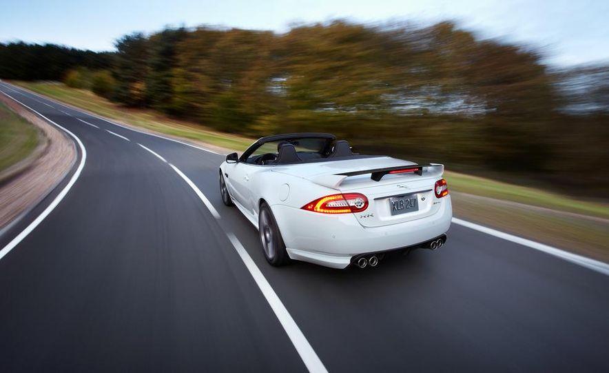2012 Jaguar XKR-S convertible - Slide 8