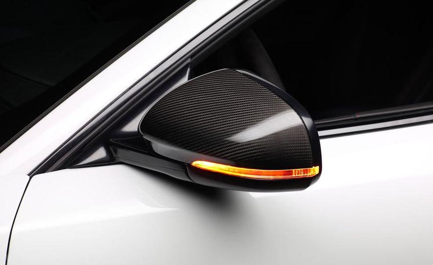 2012 Jaguar XKR-S convertible - Slide 34