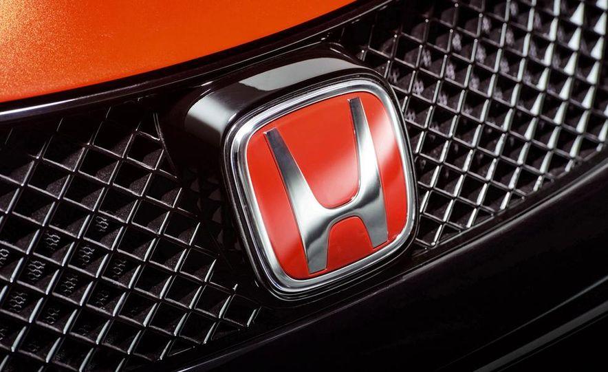 Honda Civic Type R concept - Slide 9