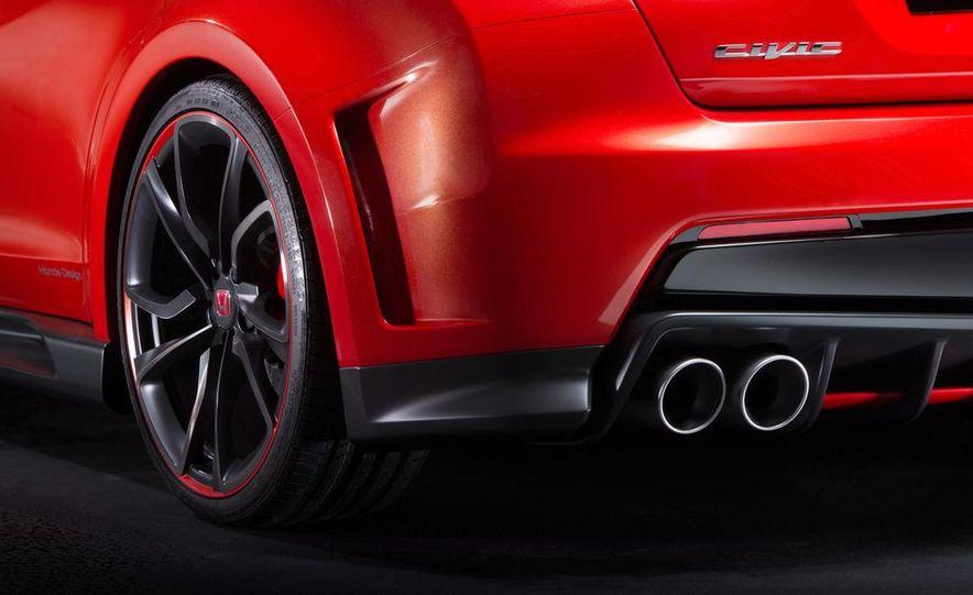 Honda Civic Type R concept - Slide 10